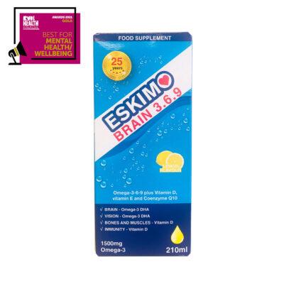 Eskimo Brain 369 Liquid