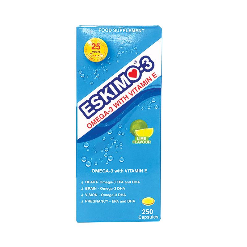 Eskimo-3 250 capsules